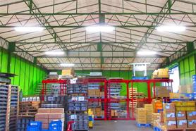 LED照明導入工事